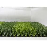 Buy cheap Fire Resistant Sports Artificial Turf , Football Field Artificial Grass from wholesalers