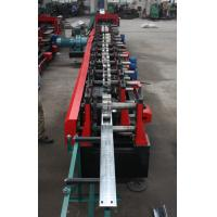 Buy cheap Customized C Z Purlin Roll Forming Machine from wholesalers
