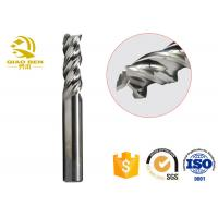 Buy cheap Carbide Acrylic Cutting Router Bits , CNC Milling Cutters End Mill 1 Flute from wholesalers