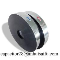 Buy cheap Aluminum metalized polyester film capacitor grade product