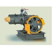 Buy cheap YJ125 Geared traction Machine For Elevator from wholesalers