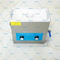 Buy cheap ERIKC Diesel Injector Tester Ultrasonic 6L Fuel Injector Cleaning Machine Stainless Steel from wholesalers