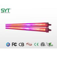 Buy cheap High CRI Full Spectrum T8 Grow Lamps , T5 T8 Led Tube Grow Light For Medical Plants from wholesalers