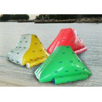 Buy cheap Colorful Inflatable Iceberg 3m 4.5m Customized Height Safe For Fun Playing from wholesalers
