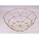 Buy cheap Fashion Design Furnishing Metal Wire Storage Basket Fruit Basket from wholesalers