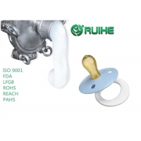 Buy cheap Custom LSR Liquid Silicone Injection Molding for Baby Feeding Nipples from wholesalers