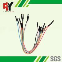 Buy cheap Male Female Jumper Wires Breadboard , Multi - Color Jumper Cable Wire from wholesalers