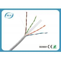 4 Pairs BC / CCC / CCA Cat6 Lan Cable For Outdoor And Indoor Extra Long