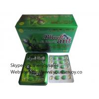 Buy cheap Black Ant Male Sex Pills Green Tin Package Version from wholesalers