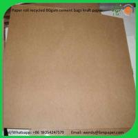 Buy cheap BMPAPER Virgin white front papercraft for making shopping bags for cement bags from wholesalers