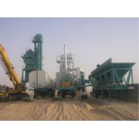 Buy cheap 7 Standard Trucks Mobile Asphalt Plant Variable Installation Options from Wholesalers