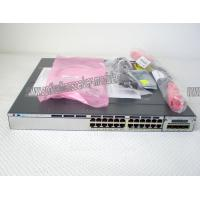 Buy cheap Ethernet Network Switch 24 Port Cisco WS-C3750X-24P-L SFP Expansion Slot Type from wholesalers