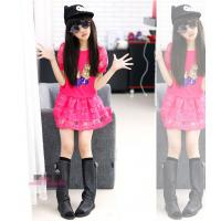 Buy cheap Wholesale Latest Children Dress Design for 5-16 year girl clothes from wholesalers
