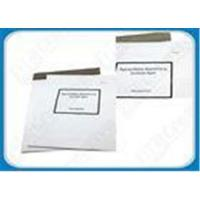 Buy cheap White Puncture Resistance Polythene Envelopes Waterproof Self-Seal Plastic Shipping Mailers from wholesalers