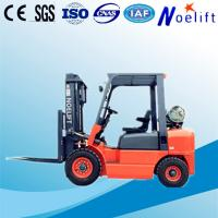 Buy cheap Noelift China 4.3m container mast gas fuel fork lifter 3000kg with wholesaler price from wholesalers