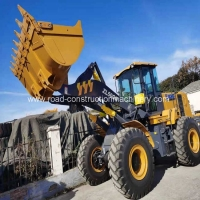 Buy cheap 5ton ZL50GN WEICHAI Engine Front Loader Equipment Pilot Control from wholesalers