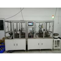 Easy Operation Assembly Automation Equipment , Automated Padded Hose Clamp
