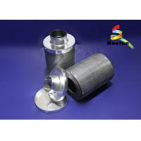 Buy cheap Ventilation System Carbon Air Filters , Durable Lightweight 6 Carbon Filter from wholesalers