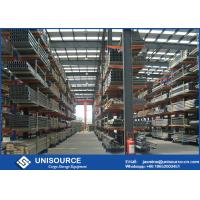 Buy cheap Industrial Warehouse Storage Solutions , Heavy Duty Cantilever Racking OEM from wholesalers