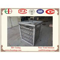 Buy cheap JIS SUS304 Cr18Ni9 Welding Base Trays For Heat-treating Al Parts EB22283 from wholesalers