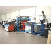 Buy cheap Board Making Machine Plastic Sheet Extrusion Line For Board Produce from wholesalers