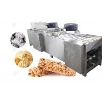 Buy cheap Industrial Mixed Cereal Bar Machine , Breakfast Cereal Making Machine 300-500 Kg / H from wholesalers