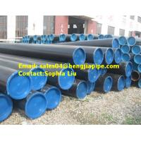 Supply API 5L Grade B steel pipes.