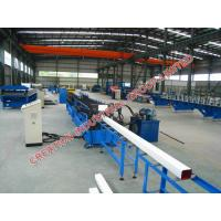 Buy cheap Pre-Painted Iron Rain Water Downspout Roll Forming Machine 10-15m/min from wholesalers