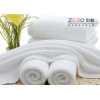 Buy cheap 5 Star Hotel Pool Towels Excellent Water Absorption 21s / 32s / 16s Yard from wholesalers