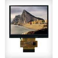 Buy cheap High Resolution 3.5 Inch PVI 480(H)*234(V) Color TFT LCD Modules Display With Analog Panel product