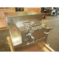 Buy cheap Eco Friendly Vacuum Mixer Homogenizer , Industrial Mixing Equipment from wholesalers