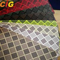 Buy cheap Car Seat Cover / Sofa Printed Pvc Leather Thickness 0.5mm - 1.2mm from wholesalers
