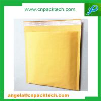 Buy cheap 2017 good quality custom desgin kraft bubble mailers for shipping from wholesalers