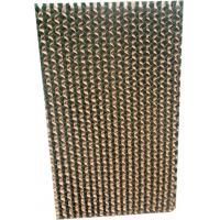 Buy cheap CE  certificat  evaporative  cooling pad  -16 inch product