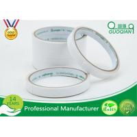 Buy cheap Removable Permanent Double Sided Tape Strong 2cm Width For School / Office from wholesalers