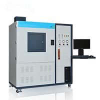 Buy cheap NBS Plastic Fabric Flame Test , Smoke Density Test Box Textile Burn Test from wholesalers