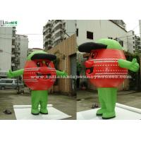 Buy cheap Outdoor Advertising Inflatables Custom Inflatable Golf Ball Costume from wholesalers