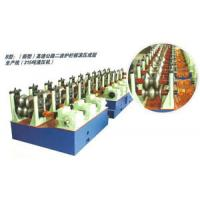 Buy cheap Steel Furring Channel Stud And Track Roll Forming Machine Double Production Line Embossing product