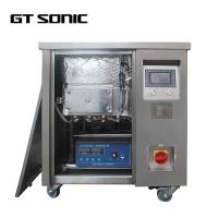 Buy cheap Stainless Steel Industrial Ultrasonic Cleaner PLC Control For Fuel Injector from wholesalers
