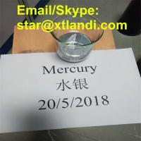 Buy cheap Pure Silver Metallic Liquid Mercury Email/Skype:star@xtlandi.com Pure Silver Metallic Liquid Mercury for Gold Mining from wholesalers