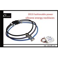 Buy cheap Colorful Health Germanium Negative Ion Energy Balance Necklace for Reducing Tired from wholesalers