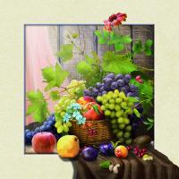 Buy cheap 5d Natural Flowers 20 x 20cm Poster Custom Lenticular Printing For Wall Art Hanging from wholesalers