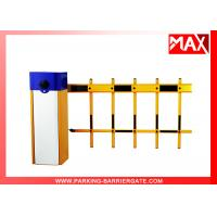 Buy cheap Straight Arm Manual Automatic Boom Barrier Release Access for Car Parking System product