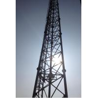 Buy cheap free-standing steel lattice tower from wholesalers