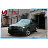 Buy cheap Army Green Matte Vinyl Car Wrap For Car Body Stickers With Air Free Bubbles from wholesalers