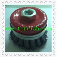 Buy cheap Twist Knotted Screw & Cup Wire Wheel Brushes TRT10 from wholesalers