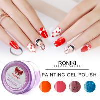 Buy cheap Nail Painting Color Gel,Nail Art Gel,Painting Color Gel Factory from wholesalers