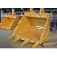 Buy cheap 3.8 Cubic Meter Cat 385 Excavator Rock Bucket For Digging Hard Stone Antirust from wholesalers