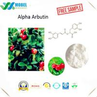 Buy cheap CAS 84380-0- 8 Nature Cosmetic ingredients  Bearberry Extract  Alpha Arbutin  99% Purity For Skin Whitening Free Sample from wholesalers