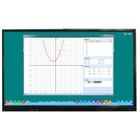 Buy cheap 2GB DDR3 RAM 65 Inch Interactive Screens For Education Flat Panel Touch Monitor from wholesalers